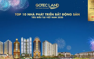 Gotec Land vạch chiến lược mới trong năm 2021